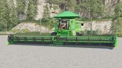John Deere 9000 STꚂ para Farming Simulator 2017