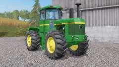 John Deere 84ꝝ0 para Farming Simulator 2017