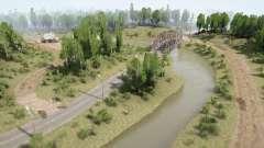 The River Side para MudRunner