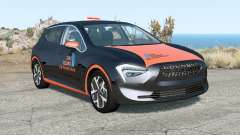 Cherrier FCV Driving School v1.1 para BeamNG Drive