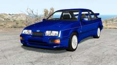 Ford Sierra RS500 Cosworth 1987 para BeamNG Drive
