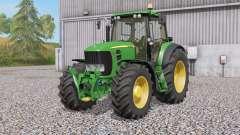John Deere 7430 e 7530 Premiꭒm para Farming Simulator 2017
