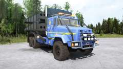 KRAz-63221 para MudRunner
