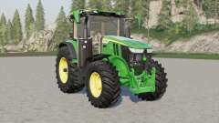 John Deere 7R-seriⱸs para Farming Simulator 2017