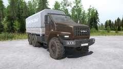 Ural-4320-6951-74 para MudRunner
