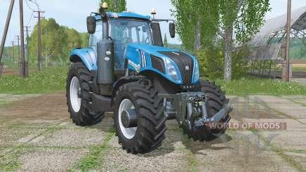 New Holland T8.Ꝝ35 para Farming Simulator 2015