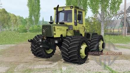 Mercedes-Benz Trac 1100 Turbø para Farming Simulator 2015