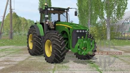 John Deere 8ƽ30 para Farming Simulator 2015