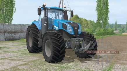 Nova Hollaɲd T8.320 para Farming Simulator 2015