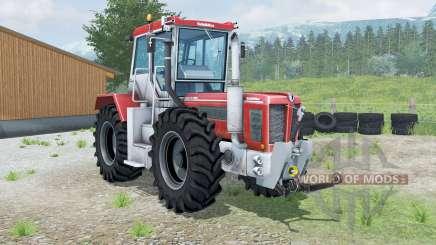 Schluter Super-Trac 2500 VⱢ para Farming Simulator 2013