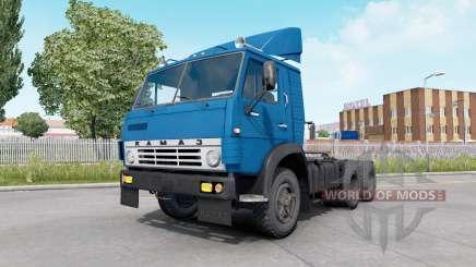 Kamaz-5Ꝝ10 para Euro Truck Simulator 2