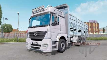 Mercedes-Benz Axor 3228 2012 para Euro Truck Simulator 2