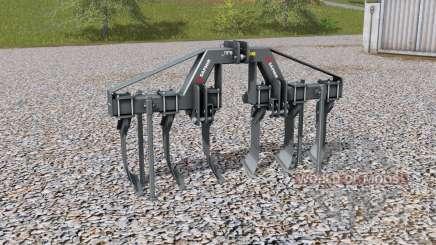 Saphir PlowStar Combi para Farming Simulator 2017