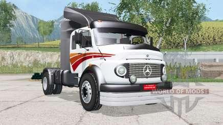 Mercedes-Benz L 151୨ para Farming Simulator 2015