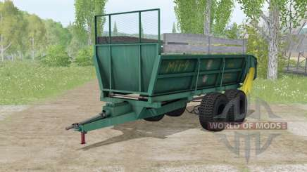 ୨ MTT para Farming Simulator 2015