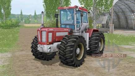 Schluter Super-Trac 2500 VꝈ para Farming Simulator 2015