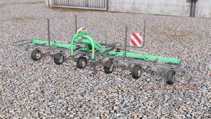 Deutz-Fahr CondiMaster 83ろ1 para Farming Simulator 2017