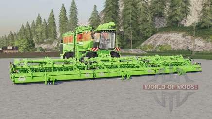 Holmer Terra dos T4-40 multifruiŧ para Farming Simulator 2017
