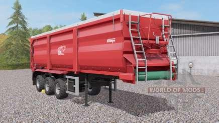 Krampe Sattel-Bandit 30-60 para Farming Simulator 2017
