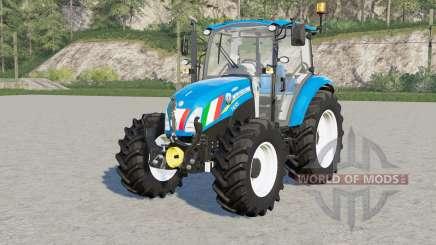 New Holland T4-serieᶊ para Farming Simulator 2017