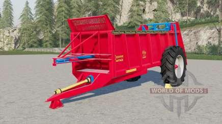 Marshall VES2500 para Farming Simulator 2017