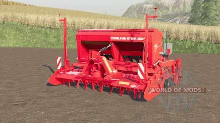 Kuhn Sitera ろ000 para Farming Simulator 2017