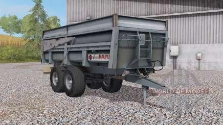 Maupu 12T para Farming Simulator 2017