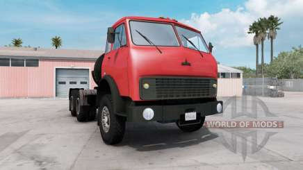 MAz-515B para American Truck Simulator
