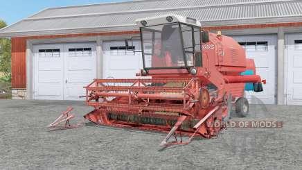 Bizon Rekord Ꙃ058 para Farming Simulator 2017