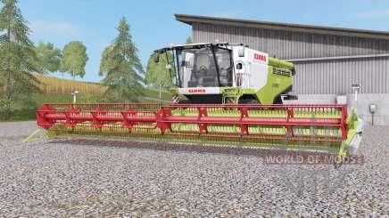 Claas Lexion 740〡750〡760〡770〡780 para Farming Simulator 2017