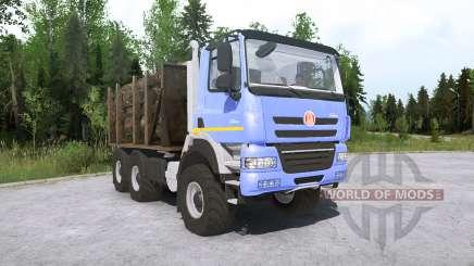 Tatra Phoenix T158 6x6 2012 para MudRunner