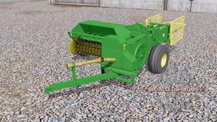 John Deere 24Ƭ para Farming Simulator 2017