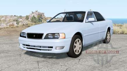 Toyota Chaser Tourer V (JZX100) 1998 para BeamNG Drive
