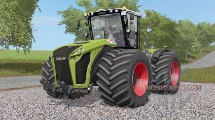 Claas Xerion 4000〡4500〡5000 Trᶏc VC para Farming Simulator 2017