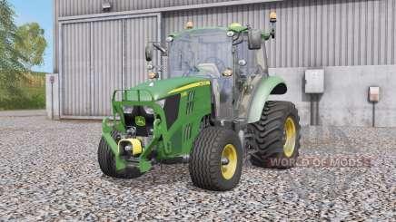 John Deere 5M-serieꞩ para Farming Simulator 2017