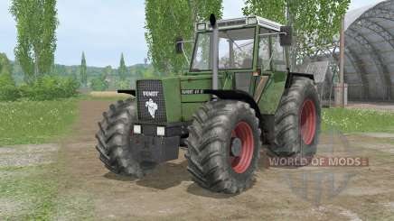 Fendt Favorit 611 LSA Turbomatiᶄ E para Farming Simulator 2015