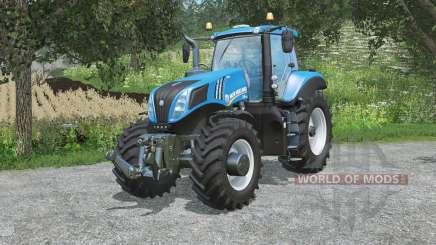 New Holland T8.4ӡ5 para Farming Simulator 2015