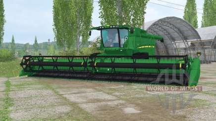 John Deere S600 para Farming Simulator 2015