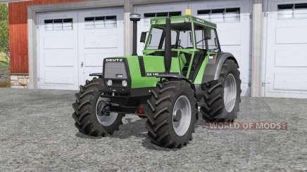 1ꝝ0 Deutz DX para Farming Simulator 2017