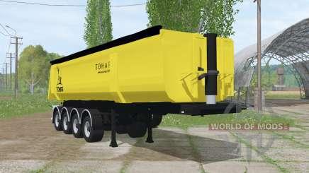 Tonar 9523Ꝝ para Farming Simulator 2015