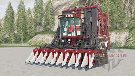 Case IH Module Express adding more road speed para Farming Simulator 2017