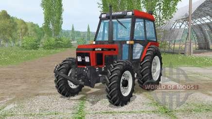 Zetor 7340 Turbꝋ para Farming Simulator 2015
