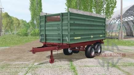 Brantner TA 11045 XXL para Farming Simulator 2015