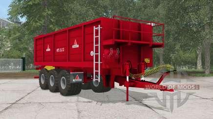 Annaburger HTS 33.1Ձ para Farming Simulator 2015
