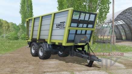 8000Ɦ de pullbox Kaweco para Farming Simulator 2015