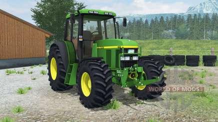 John Deerⱸ 6610 para Farming Simulator 2013