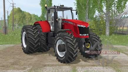 Massey Ferguson 7622 Dynⱥ-6 para Farming Simulator 2015