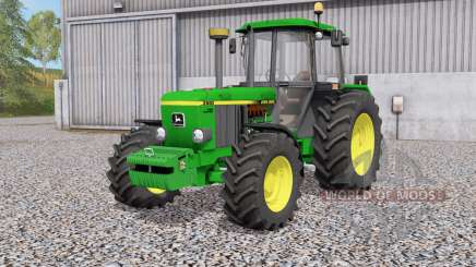 John Deere 3050〡3350〡36ⴝ0 para Farming Simulator 2017