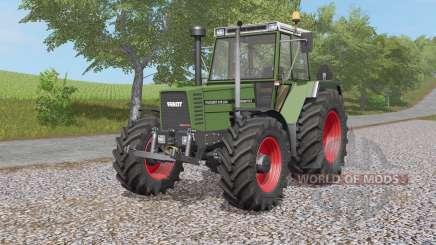Fendt Favorit 610 LSA Turbomatik Є para Farming Simulator 2017