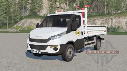 Iveco Daily Chassis Cab fixed para Farming Simulator 2017